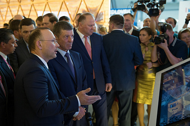 RCC presents investment projects for 180 billion rubles at Innoprom 2018